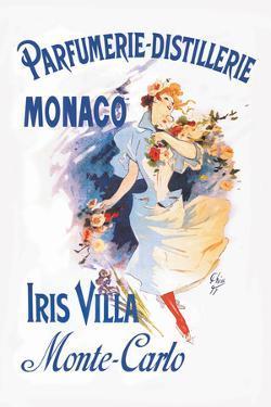 Parfumerie-Distillerie, Monaco by Jules Ch?ret