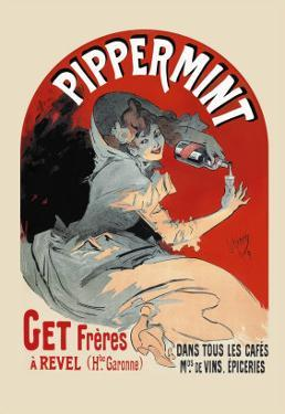 Pippermint by Jules Ch?ret