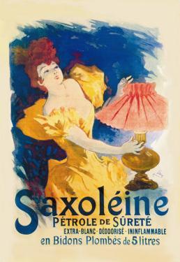 Saxoleine by Jules Ch?ret