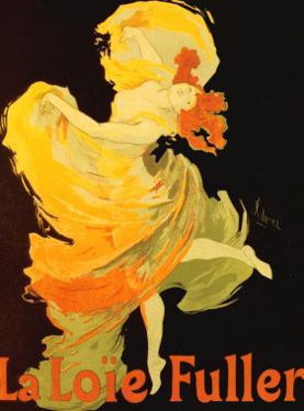 Folies-Bergère by Jules Chéret