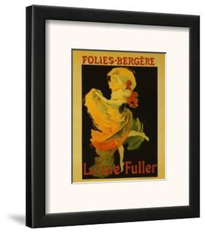 Folies Bergere by Jules Chéret