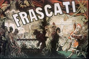 Frascati by Jules Chéret