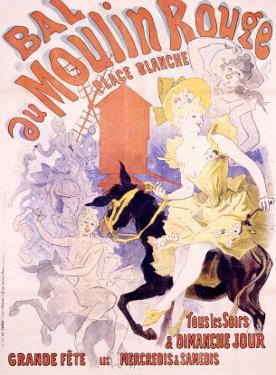 Moulin Rouge by Jules Chéret
