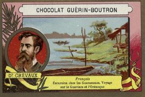 Jules Crevaux, French Explorer