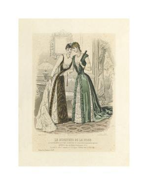 Le Moniteur De La Mode I by Jules David