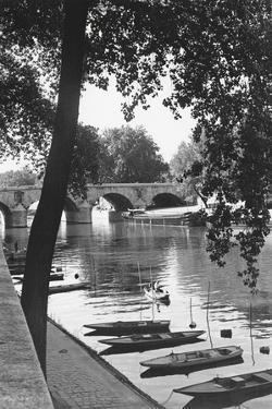Paris, Pont Marie by Jules Dortes