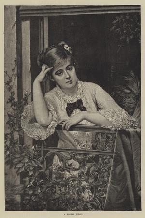 A Modern Juliet