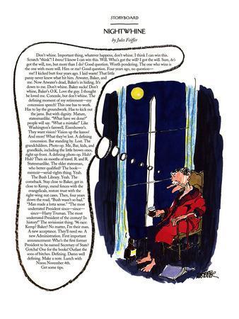 NIGHTWHINE - New Yorker Cartoon
