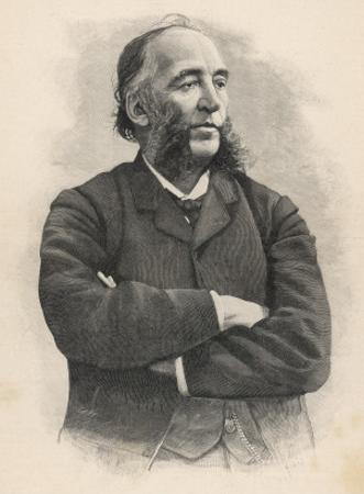 Jules Ferry French Statesman