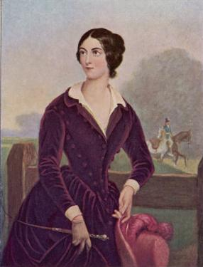 Lola Montez, American Dancer and Adventuress Born in Ireland by Jules Laure