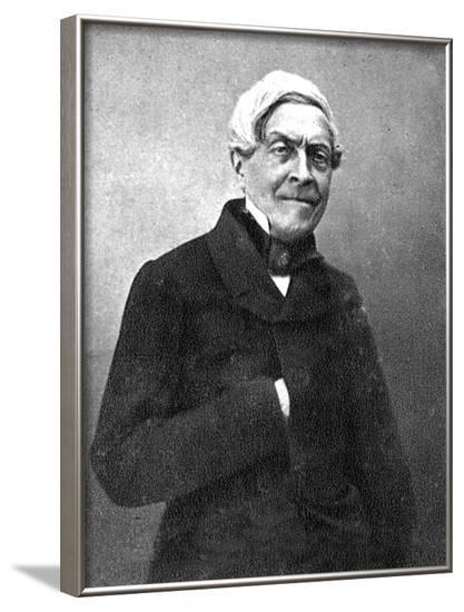 Jules Michelet--Framed Photographic Print