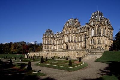 View of the Bowes Museum