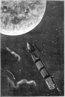 Jules Verne (1828-190), De La Terre a La Lune, 1865