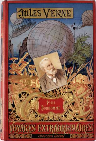 "Jules Verne, ""Foundling Mick"", Cover by Jules Verne"
