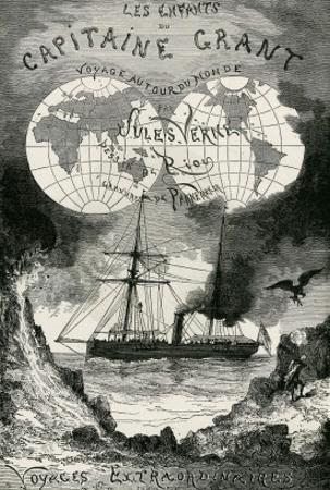 "Jules Verne, ""The Children of Captain Grant"" by Jules Verne"