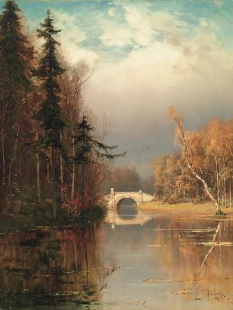 Park in Autumn, 1893