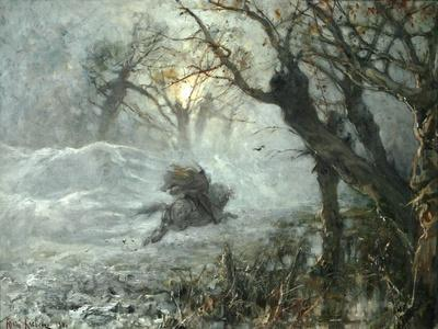 The King of the Woods, Ca 1887