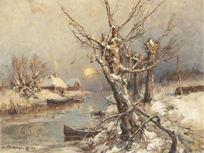 Winter Sun, 1911