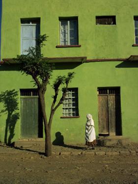 Axum, Ethiopia, Africa by Julia Bayne