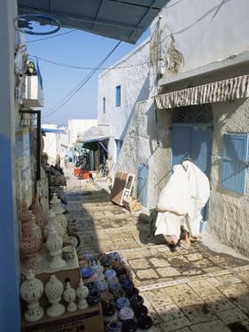 Medina, Sousse, Tunisia, North Africa, Africa by Julia Bayne