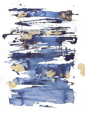 Blue Rapture II by Julia Contacessi