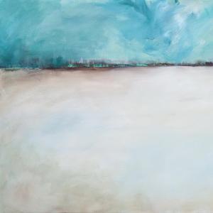 Mystic Sand I by Julia Contacessi