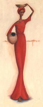 Red Cloth by Julia Hawkins