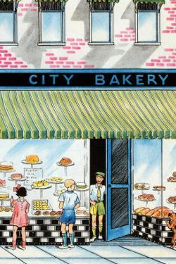 City Bakery by Julia Letheld Hahn