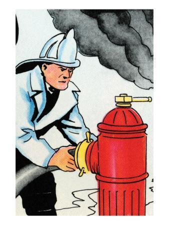 Hooking Up the Fire Hydrant