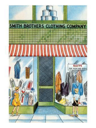 Smith Brothers Clothing Company
