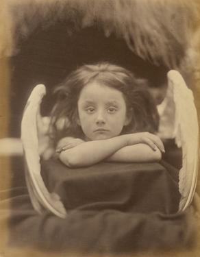 Wait (Rachel Gurney), 1872 by Julia Margaret Cameron