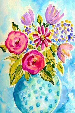 Bright Arrangement III by Julia Minasian