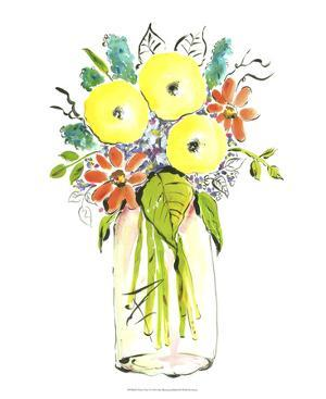 Flower Vase I by Julia Minasian