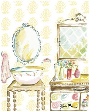 Girly Bath III by Julia Minasian