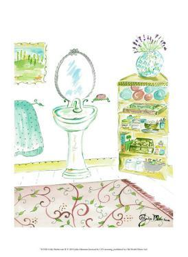 Girly Bathroom II by Julia Minasian
