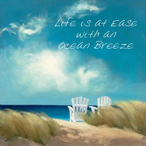 A Perfect Day Ocean Breeze by Julia Purinton