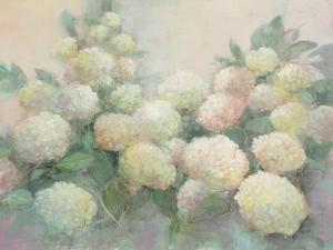 Annabelle Hydrangeas by Julia Purinton