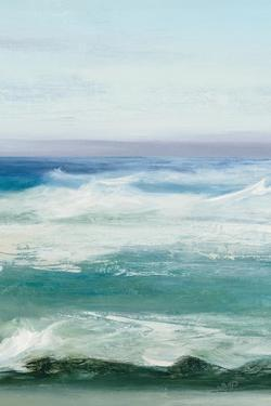 Azure Ocean III by Julia Purinton