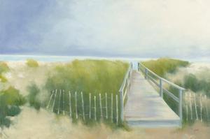 Beach Walk by Julia Purinton