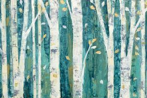 Birches in Spring by Julia Purinton