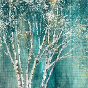 Blue Birch Flipped by Julia Purinton