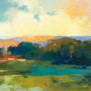 Daybreak Valley III by Julia Purinton