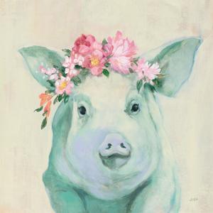 Festival Girl IV by Julia Purinton