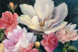 Flemish Fantasy Rose Crop by Julia Purinton