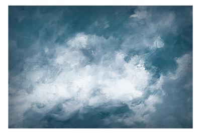 Hedgerow II Clouds