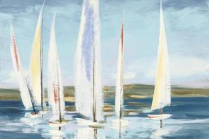 Horizon Blue by Julia Purinton