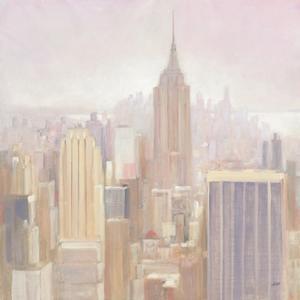 Manhattan in the Mist by Julia Purinton