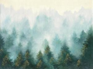 Misty Forest by Julia Purinton