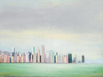 New York Skyline by Julia Purinton