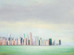 New York Skyline by Julia Purinton